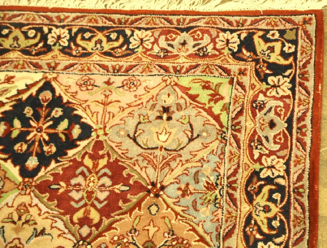 HAND KNOTTED PERSIAN DESIGN BALOUCHI RUG - 5