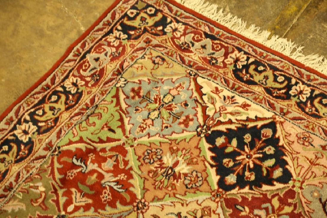 HAND KNOTTED PERSIAN DESIGN BALOUCHI RUG - 6