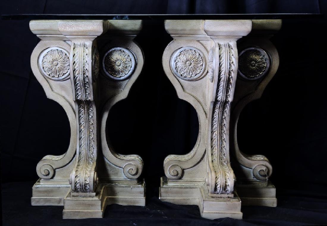 NEOCLASSICAL STYLE CONSOLE TABLE - 2