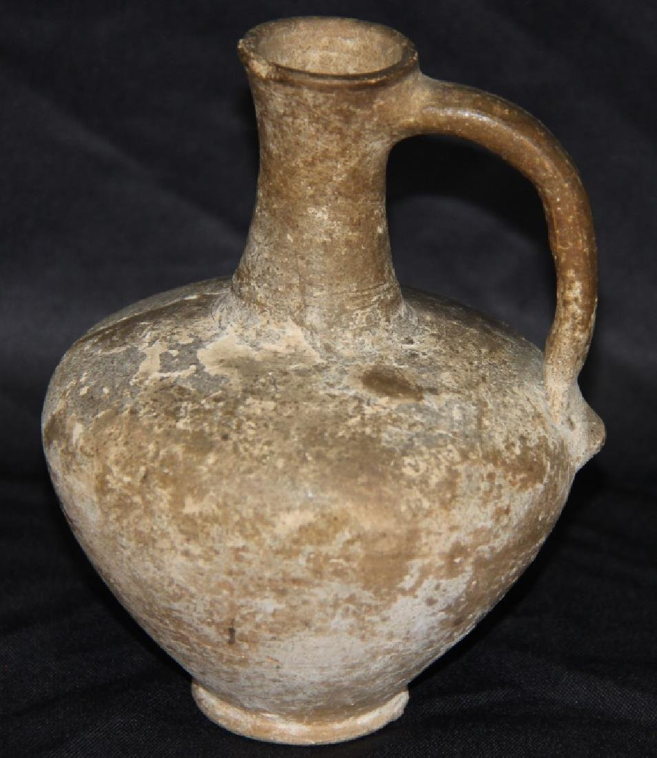 ANCIENT ROMAN SMALL JUG - 3