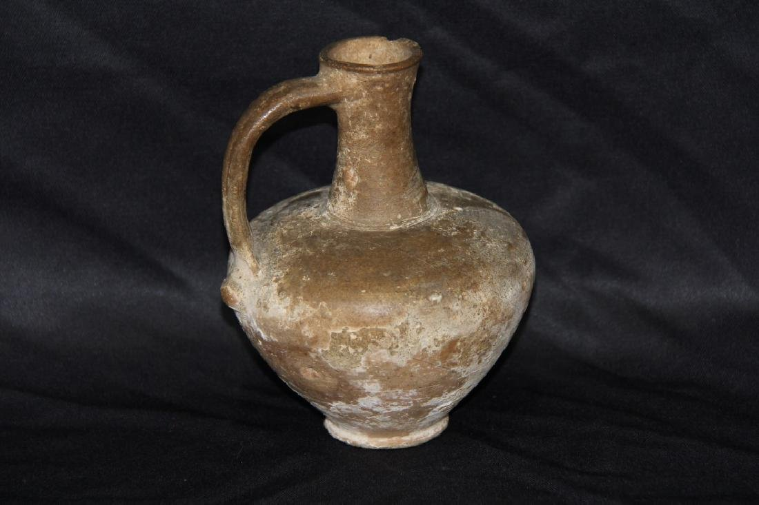 ANCIENT ROMAN SMALL JUG - 7