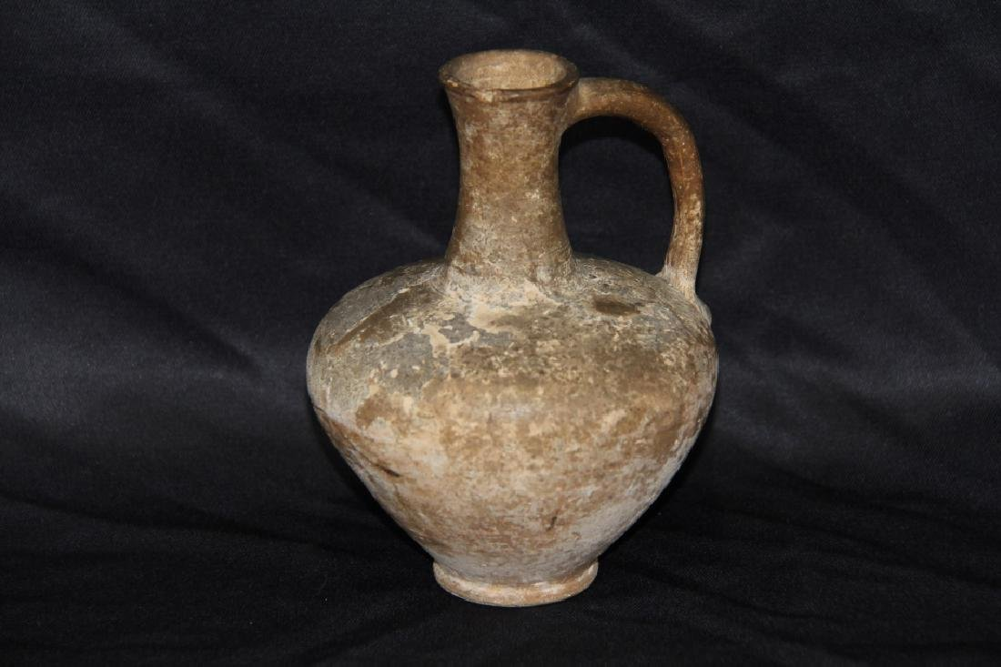 ANCIENT ROMAN SMALL JUG - 8
