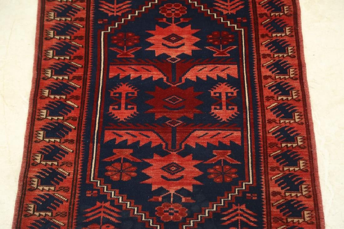 HAND KNOTTED PERSIAN RUG - 2