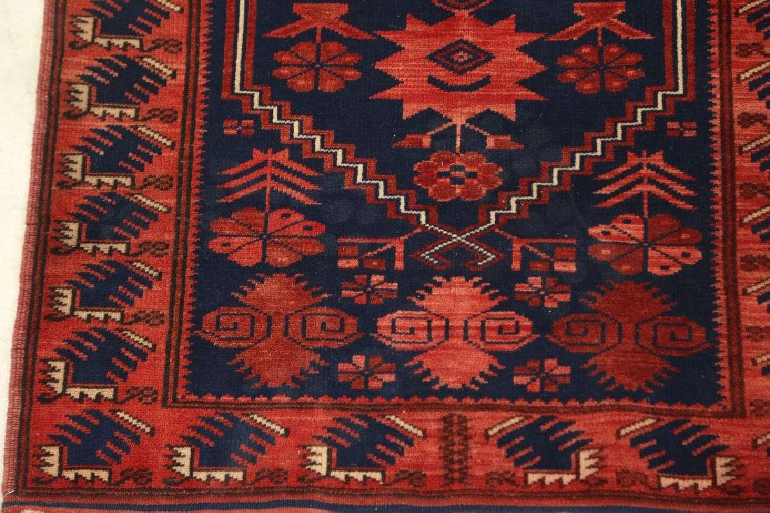 HAND KNOTTED PERSIAN RUG - 3