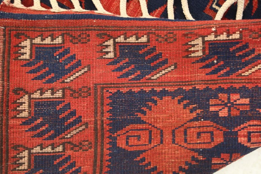 HAND KNOTTED PERSIAN RUG - 5
