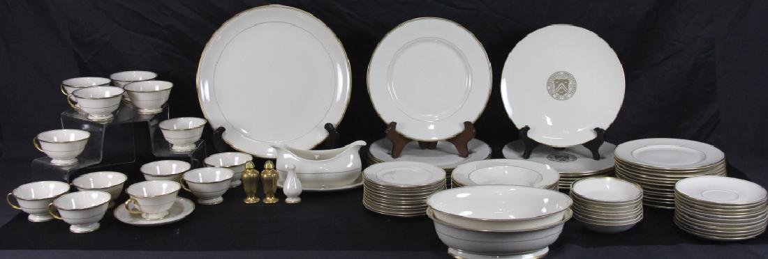 84 PIECE MIXED FRANCISCAN CHINA SET