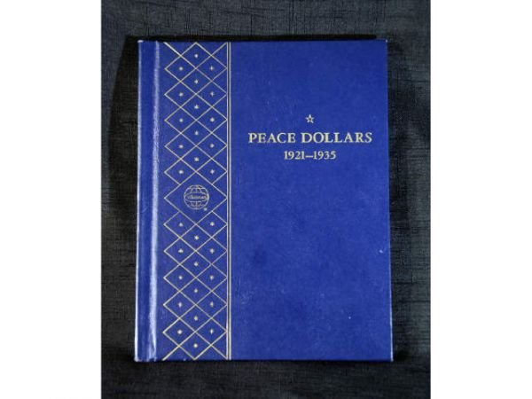 2: Set of 23 Peace Silver Dollars, 1921-1935