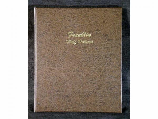 3: Set of 34 Franklin Halves, 1948-1963. Complete  AU-B