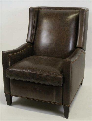 Magnificent Hancock Moore Leather Luxe Reclining Club Chair Creativecarmelina Interior Chair Design Creativecarmelinacom