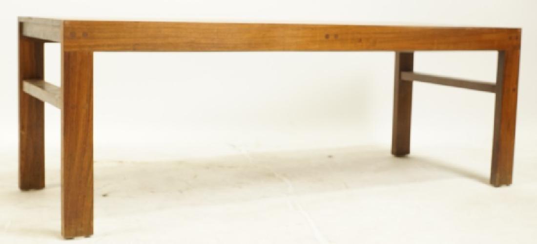 AKSEL KJERSGAARD DANISH ROSEWOOD COFFEE TABLE - 3