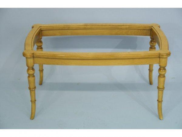 1004: Cornelio Cappellini coffee table frame.