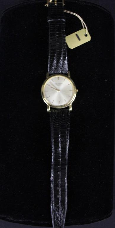 VINTAGE MENS PATEK PHILIPPE GOLD WATCH