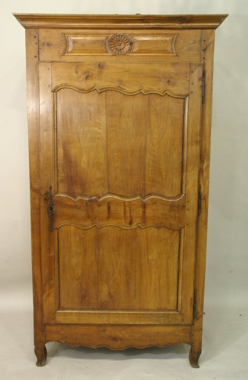 2013: 18th C. COUNTRY FRENCH ARMOIRE