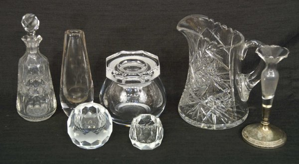 2009: A MIXED LOT OF GLASS