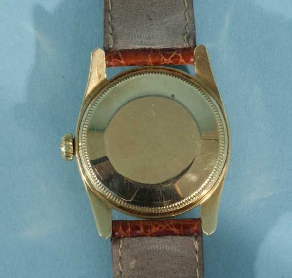 1035B: ROLEX OYSTER PERPETUAL CERTIFIED CHRONOMETER - 5