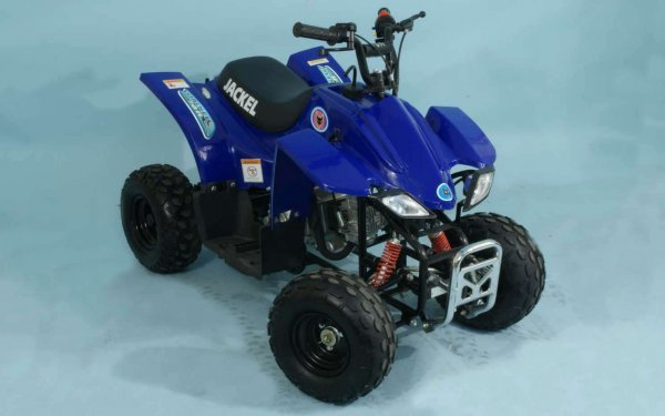 3: JACKEL 70R MOTORIZED ALL TERRAIN VEHICLE