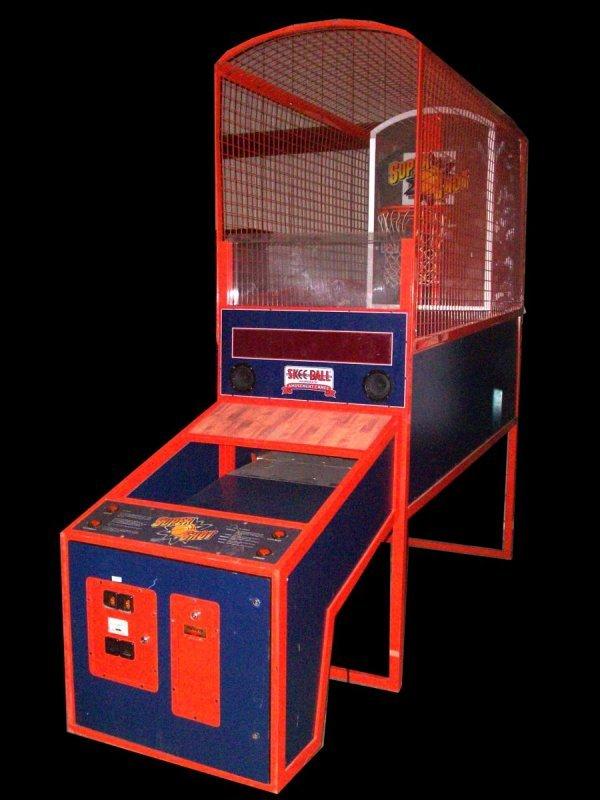 9A: SUPER SHOT BASKETBALL GAME