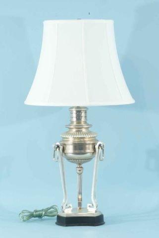 5: SILVER LAMP