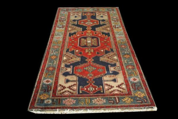 14: MEDIUM KAZAK RUG