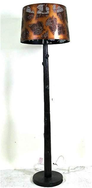 BIRCH FOREST FLOOR LAMP