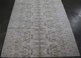 PERSIAN STYLE HAND KNOTTED RUG