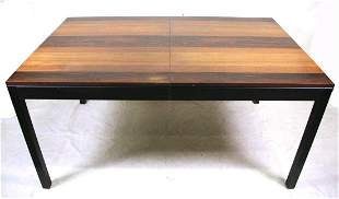 CONTEMPORARY TABLE WITH TWO LEAVES