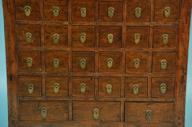39: ANTIQUE APOTHECARY CABINET - 2