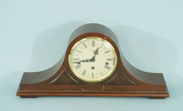 2: MANTEL CLOCK BY HOWARD MILLER