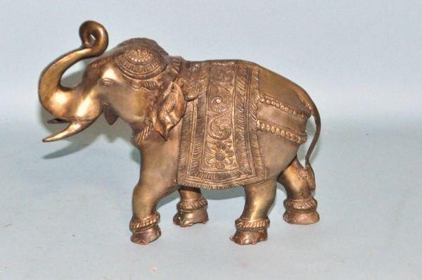 4: BRONZE ELEPHANT