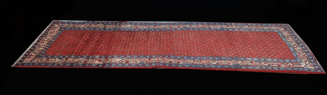 HAND KNOTTED PERSIAN RUG