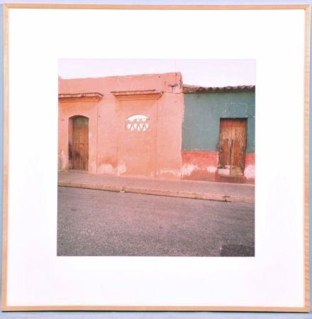 "SERGE HAMBOURG ""OAXACA SERIES, 1980"" EKTACOLOR"