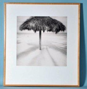 "SALLY GALL ""FLORIDA IV"" GELATIN SILVER PHOTO"