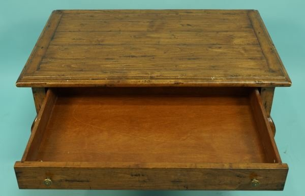 FRUITWOOD COUNTRY FRENCH STYLE COFFEE TABLE - 2
