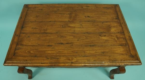FRUITWOOD COUNTRY FRENCH STYLE COFFEE TABLE - 3