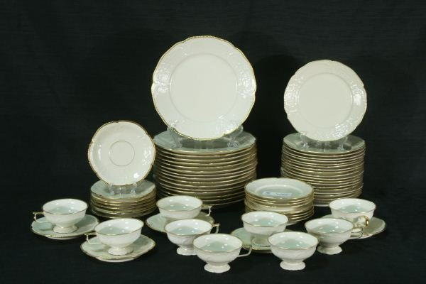 SIXTY-SIX PIECE CHINA SET BY ROSENTHAL