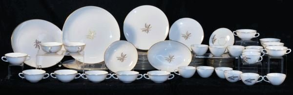 "77 PC LENOX ""WHEAT""  CHINA"