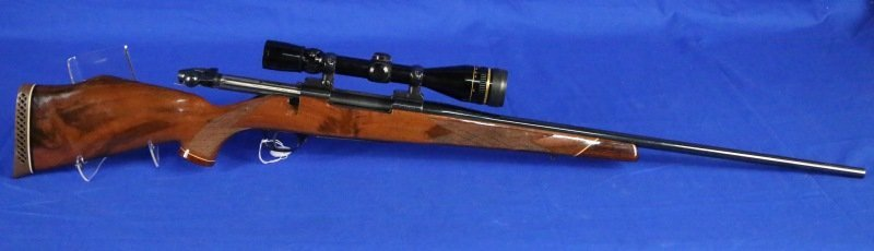 ZASTAVA YUGOSLAVIA MARK X RIFLE WITH SCOPE