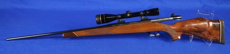 ZASTAVA YUGOSLAVIA MARK X RIFLE WITH SCOPE - 2