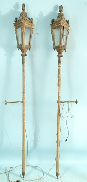 PAIR OF 19th CENTURY VENITIAN TORCHIERES