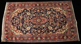 Hand Woven Wool Persian Rug