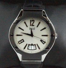 Piaget 18kt White Gold Gentlemen's Watch