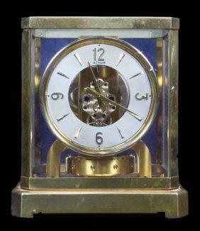 """Jaeger-lecoultre """"atmos"""" Clock"""