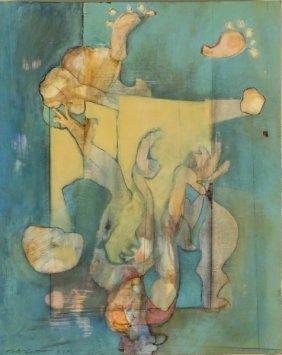 "Roberto Castillo ""descent Of Mind: Rise Of Serpent"