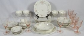 Mixed Lot Of Theodore Haviland Dinnerware