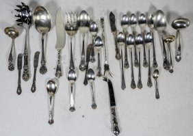 Mixed Lot Of Twenty-nine Sterling Silver Pieces