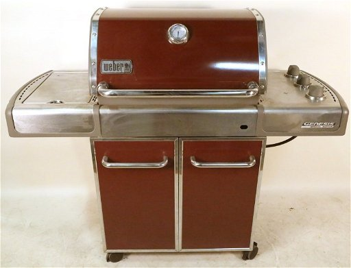 WEBER GENESIS SPECIAL EDITION 3 BURNER GAS GRILL