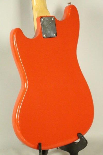 1965 FENDER MUSICMASTER BASS GUITAR - 4
