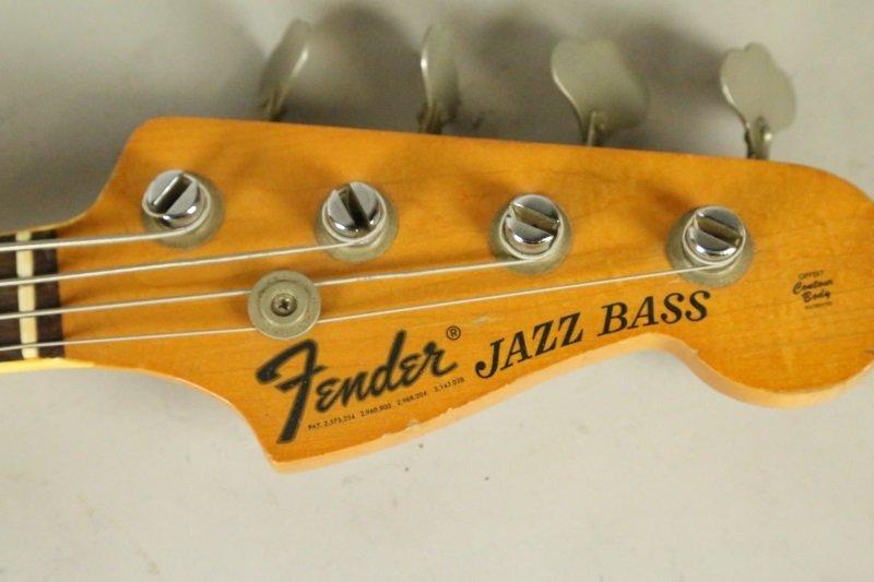 1961 FENDER CUSTOM PRECISION BASS GUITAR - 5