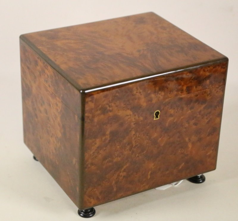 DUNHILL CIGAR BOX