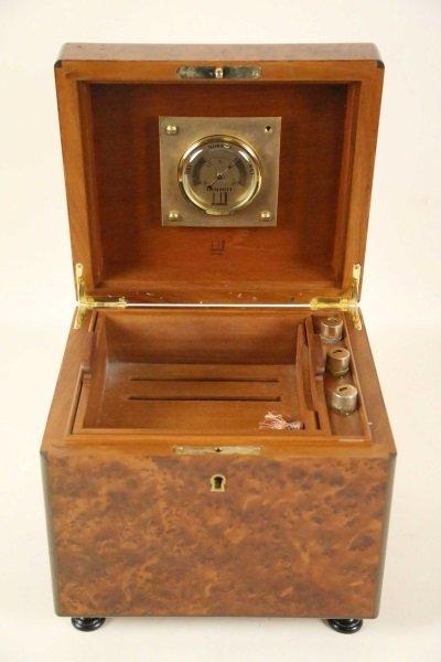 DUNHILL CIGAR BOX - 2